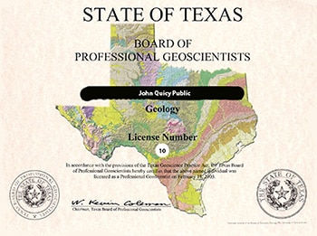 Texas Professional Licensure Aipg Tx